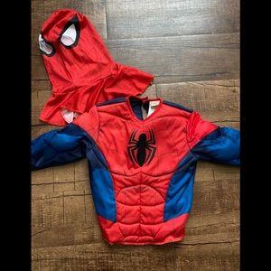 Spider Man Play Costume
